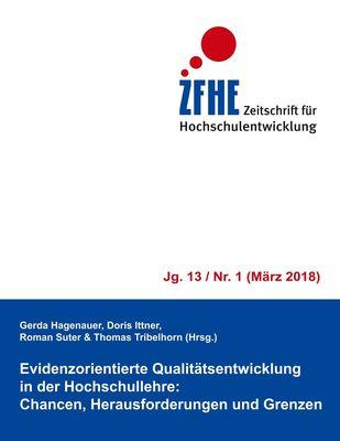 Evidenzorientierte Qualitätsentwicklung in der Hochschullehre