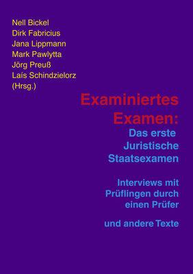 Examiniertes Examen