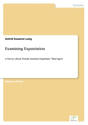 Examining Expatriation