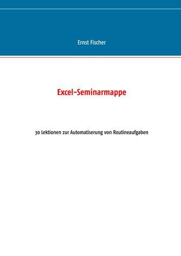 Excel-Seminarmappe