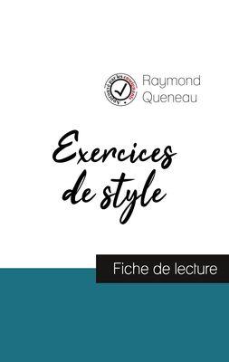 Exercices de style de Raymond Queneau (fiche de lecture et analyse complète de l'œuvre)