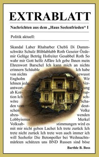 Extrablatt - Nachrichten aus dem Haus Seelenfrieden I