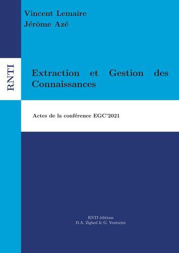 Extraction et Gestion des Connaissances,