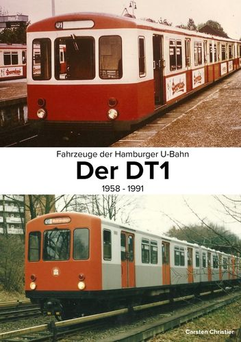 Fahrzeuge der Hamburger U-Bahn: Der DT1