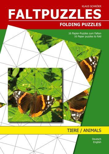 Faltpuzzles Tiere