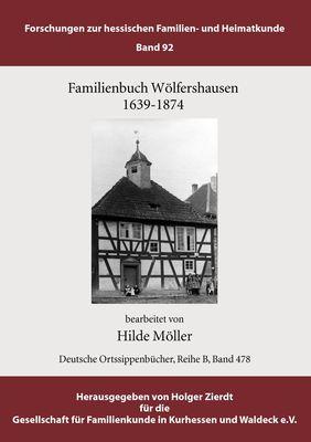 Familienbuch Wölfershausen