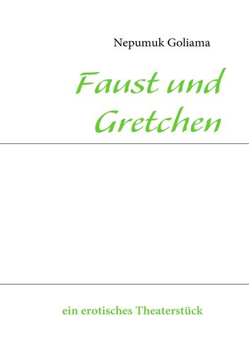 Faust und Gretchen