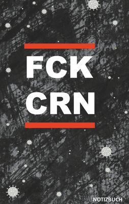 FCK CRN Notizbuch