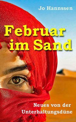 Februar im Sand