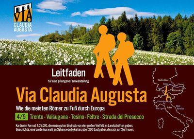 Fern-Wander-Route Via Claudia Augusta 4/5 Altinate
