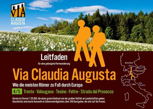 Fern-Wander-Route Via Claudia Augusta 4/5 Altinate