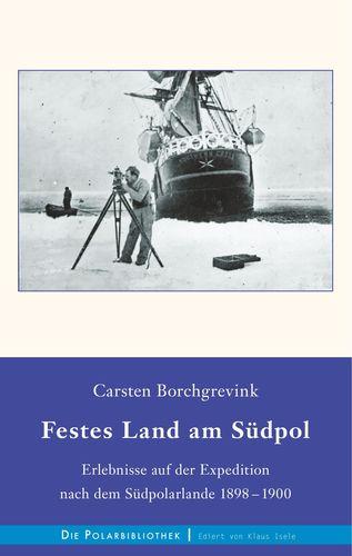 Festes Land am Südpol