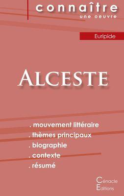 Fiche de lecture Alceste de Euripide (Analyse littéraire de référence et résumé complet)