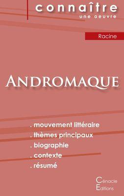 Fiche de lecture Andromaque de Racine (Analyse littéraire de référence et résumé complet)