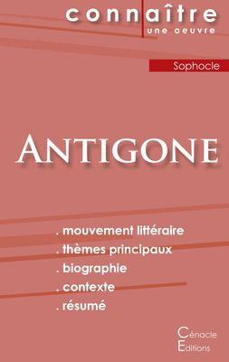 Fiche de lecture Antigone de Sophocle (Analyse littéraire de référence et résumé complet)