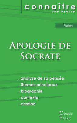 Fiche de lecture Apologie de Socrate de Platon (Analyse philosophique de référence et résumé complet)