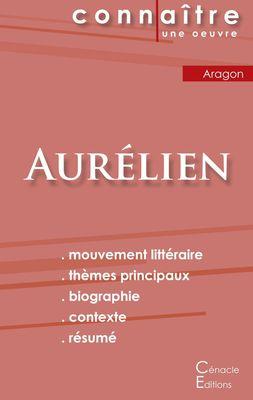 Fiche de lecture Aurélien de Louis Aragon (Analyse littéraire de référence et résumé complet)