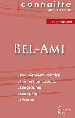 Fiche de lecture Bel-Ami de Guy de Maupassant (Analyse littéraire de référence et résumé complet)