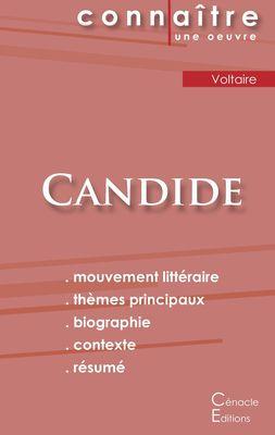 Fiche de lecture Candide (Analyse littéraire de référence et résumé complet)
