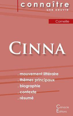 Fiche de lecture Cinna de Corneille (Analyse littéraire de référence et résumé complet)