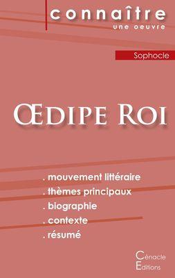 Fiche de lecture Œdipe Roi de Sophocle (Analyse littéraire de référence et résumé complet)