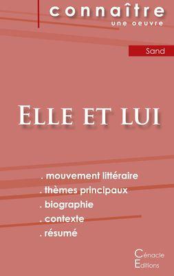 Fiche de lecture Elle et lui de George Sand (analyse littéraire de référence et résumé complet)