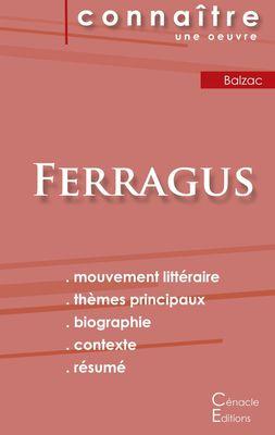 Fiche de lecture Ferragus de Balzac (Analyse littéraire de référence et résumé complet)