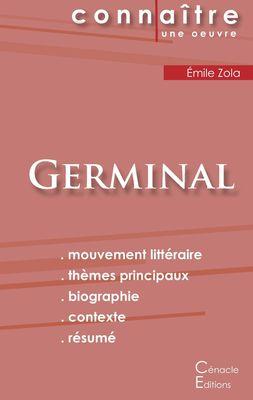 Fiche de lecture Germinal (Analyse littéraire de référence et résumé complet)
