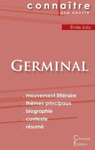 Fiche de lecture Germinal de Émile Zola (Analyse littéraire de référence et résumé complet)