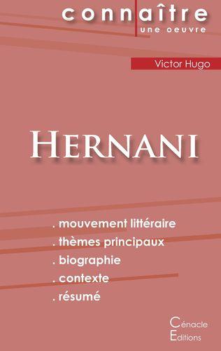 Fiche de lecture Hernani de Victor Hugo (Analyse littéraire de référence et résumé complet)