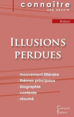 Fiche de lecture Illusions perdues de Balzac (Analyse littéraire de référence et résumé complet)