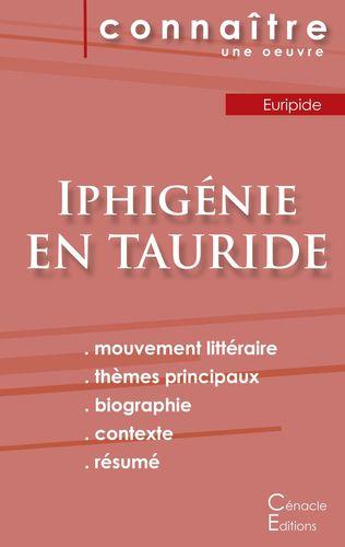 Fiche de lecture Iphigénie en Tauride de Euripide (Analyse littéraire de référence et résumé complet)