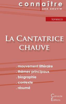 Fiche de lecture La Cantatrice chauve de Eugène Ionesco (Analyse littéraire de référence et résumé complet)