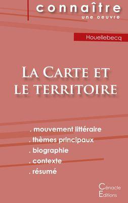 Fiche de lecture La Carte et le territoire de Michel Houellebecq (Analyse littéraire de référence et résumé complet)