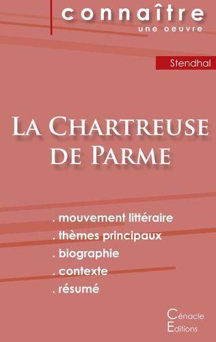 Fiche de lecture La Chartreuse de Parme de Stendhal (Analyse littéraire de référence et résumé complet)