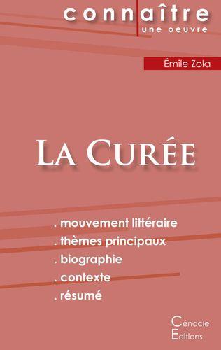 Fiche de lecture La Curée de Émile Zola (Analyse littéraire de référence et résumé complet)