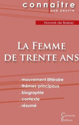 Fiche de lecture La Femme de trente ans de Balzac (Analyse littéraire de référence et résumé complet)