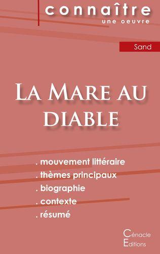 Fiche de lecture La Mare au diable de George Sand (Analyse littéraire de référence et résumé complet)