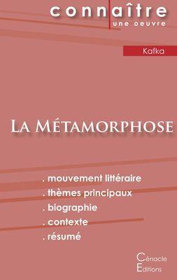 Fiche de lecture La Métamorphose (Analyse littéraire de référence et résumé complet)
