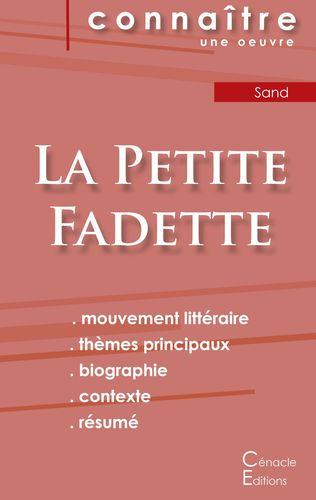 Fiche de lecture La Petite Fadette de George Sand (Analyse littéraire de référence et résumé complet)