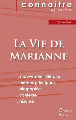 Fiche de lecture La Vie de Marianne de Marivaux (analyse littéraire de référence et résumé complet)