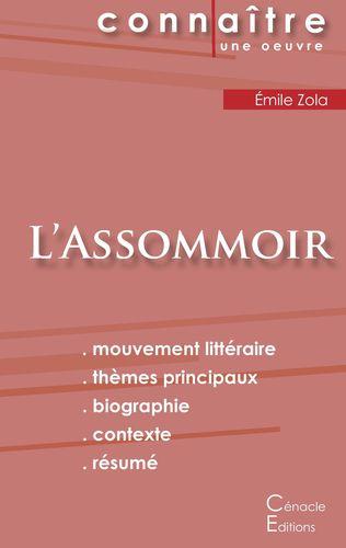 Fiche de lecture L'Assommoir (Analyse littéraire de référence et résumé complet)