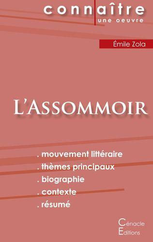 Fiche de lecture L'Assommoir de Émile Zola (Analyse littéraire de référence et résumé complet)