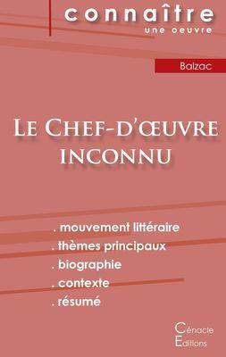 Fiche de lecture Le Chef-d'oeuvre inconnu de Balzac (Analyse littéraire de référence et résumé complet)