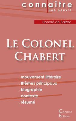 Fiche de lecture Le Colonel Chabert de Balzac (Analyse littéraire de référence et résumé complet)