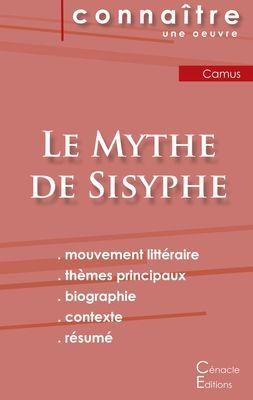 Fiche de lecture Le Mythe de Sisyphe de Albert Camus (Analyse littéraire de référence et résumé complet)