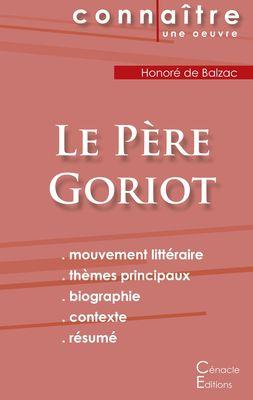 Fiche de lecture Le Père Goriot de Balzac (Analyse littéraire de référence et résumé complet)
