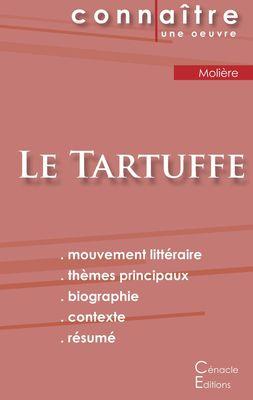 Fiche de lecture Le Tartuffe de Molière (analyse complète)