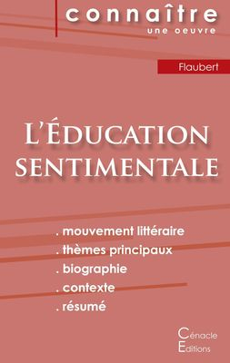 Fiche de lecture L'Éducation sentimentale de Gustave Flaubert (Analyse littéraire de référence et résumé complet)