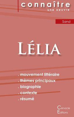 Fiche de lecture Lélia de George Sand (Analyse littéraire de référence et résumé complet)